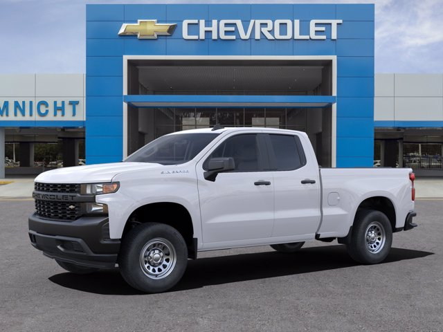 2021 Chevrolet Silverado 1500 Double Cab 4x2, Pickup #21C193 - photo 3