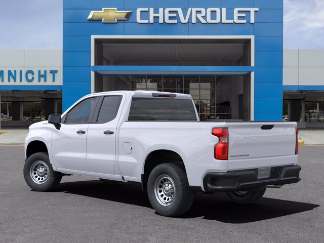 2021 Chevrolet Silverado 1500 Double Cab 4x2, Pickup #21C193 - photo 4