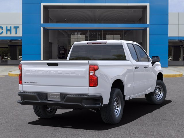 2021 Chevrolet Silverado 1500 Double Cab 4x2, Pickup #21C193 - photo 2