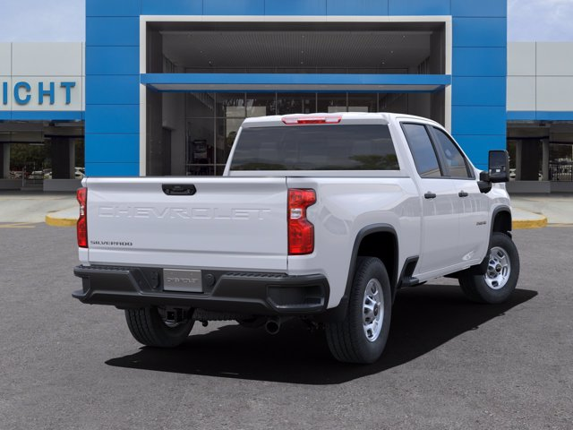 2021 Chevrolet Silverado 2500 Crew Cab 4x2, Pickup #21C246 - photo 2