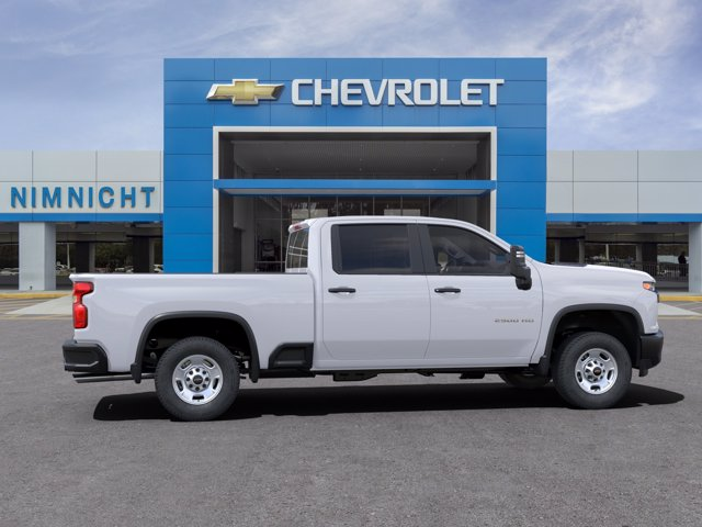 2021 Chevrolet Silverado 2500 Crew Cab 4x2, Pickup #21C246 - photo 5