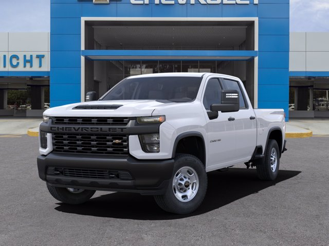 2021 Chevrolet Silverado 2500 Crew Cab 4x2, Pickup #21C246 - photo 6