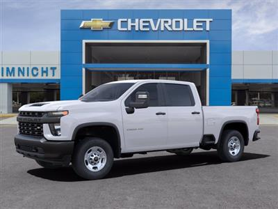 2021 Chevrolet Silverado 2500 Crew Cab 4x2, Pickup #21C246 - photo 3