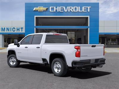 2021 Chevrolet Silverado 2500 Crew Cab 4x2, Pickup #21C246 - photo 4