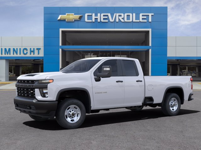 2021 Chevrolet Silverado 2500 Double Cab 4x2, Pickup #21C248 - photo 3