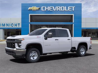 2021 Chevrolet Silverado 2500 Crew Cab 4x4, Pickup #21C256 - photo 3