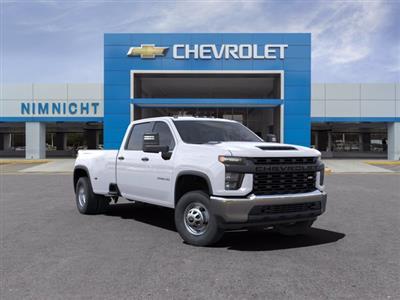 2021 Chevrolet Silverado 3500 Crew Cab 4x4, Pickup #21C268 - photo 1