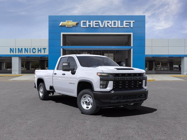 2021 Chevrolet Silverado 2500 Double Cab 4x4, Pickup #21C312 - photo 1