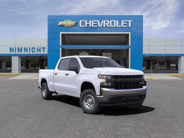 2021 Chevrolet Silverado 1500 Crew Cab 4x2, Pickup #21C414 - photo 1