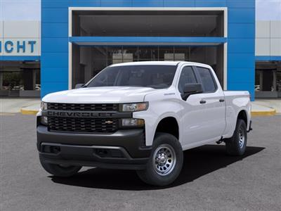2021 Chevrolet Silverado 1500 Crew Cab 4x4, Pickup #21C496 - photo 6