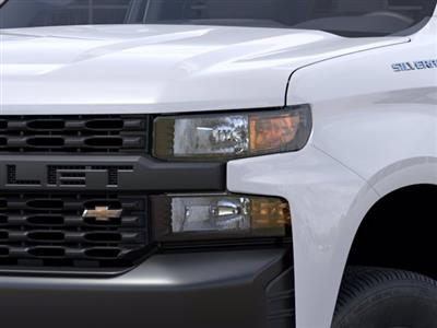 2021 Chevrolet Silverado 1500 Crew Cab 4x4, Pickup #21C496 - photo 8