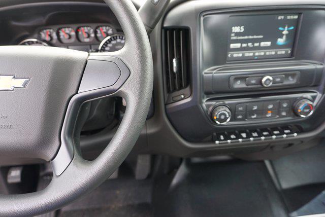 2021 Silverado 4500 Regular Cab DRW 4x2,  Reading Classic II Steel Service Body #21C513 - photo 11