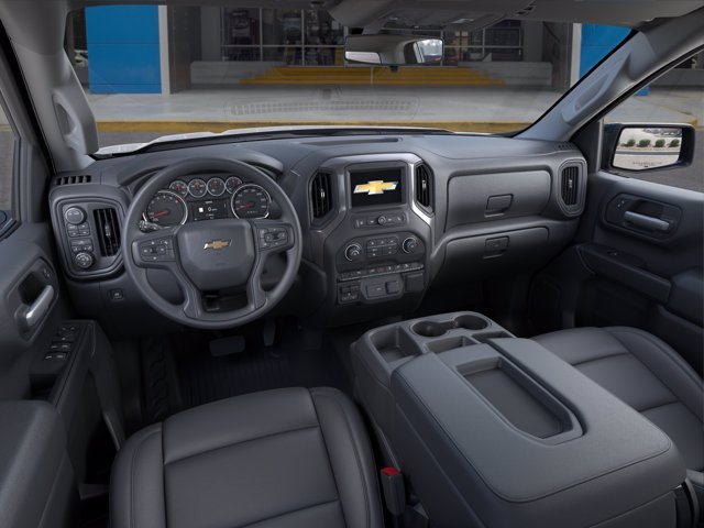 2021 Chevrolet Silverado 1500 Double Cab 4x4, Pickup #21C515 - photo 12