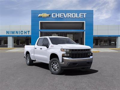 2021 Chevrolet Silverado 1500 Double Cab 4x4, Pickup #21C515 - photo 1