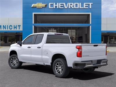 2021 Chevrolet Silverado 1500 Double Cab 4x4, Pickup #21C515 - photo 4