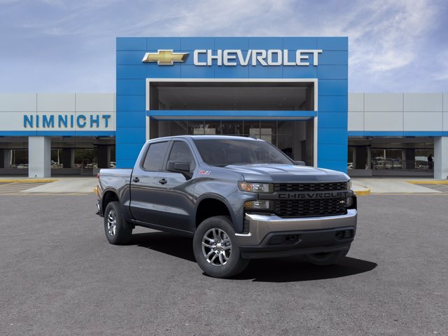 2021 Chevrolet Silverado 1500 Crew Cab 4x4, Pickup #21C519 - photo 1