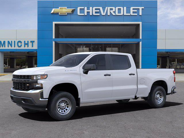 2021 Chevrolet Silverado 1500 Crew Cab 4x2, Pickup #21C559 - photo 3