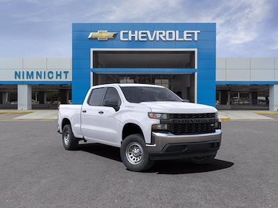 2021 Chevrolet Silverado 1500 Crew Cab 4x2, Pickup #21C559 - photo 1