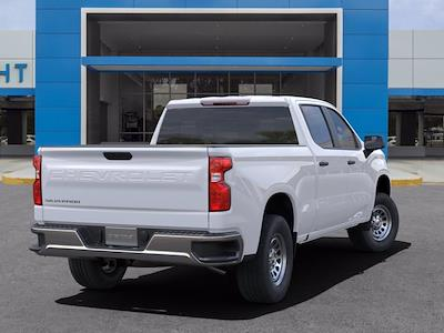 2021 Chevrolet Silverado 1500 Crew Cab 4x2, Pickup #21C559 - photo 2