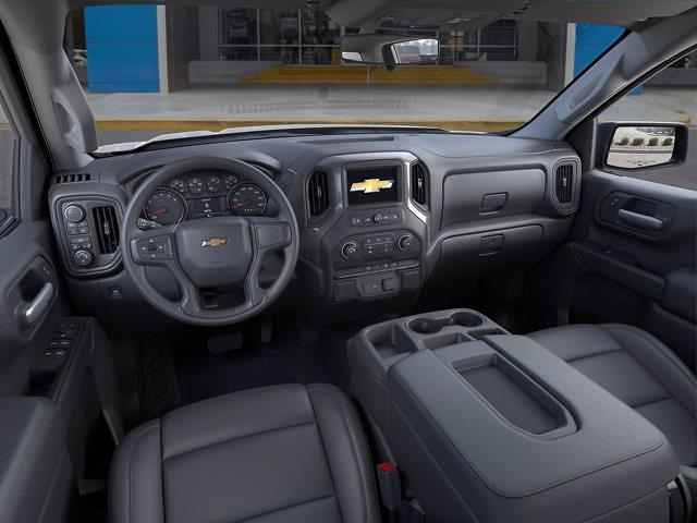 2021 Chevrolet Silverado 1500 Crew Cab 4x4, Pickup #21C561 - photo 12