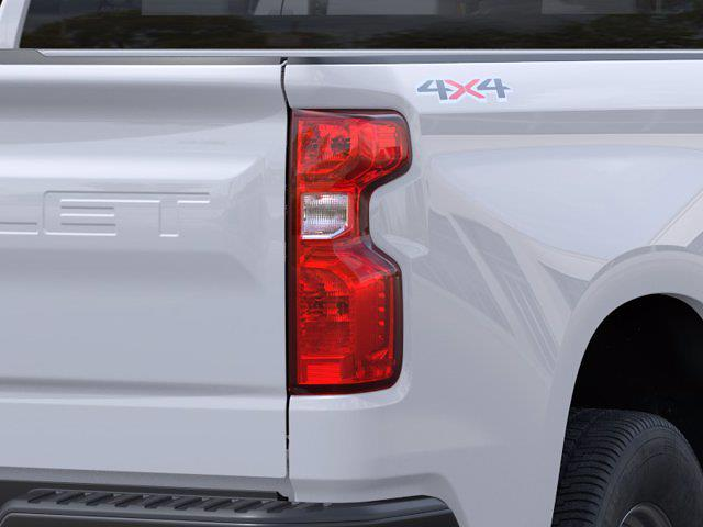 2021 Chevrolet Silverado 1500 Crew Cab 4x4, Pickup #21C561 - photo 9