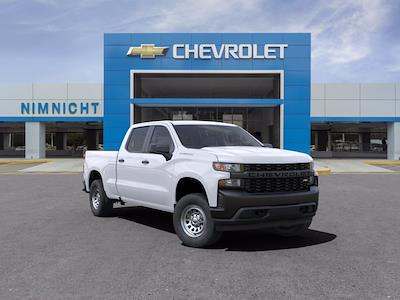 2021 Chevrolet Silverado 1500 Crew Cab 4x4, Pickup #21C561 - photo 1