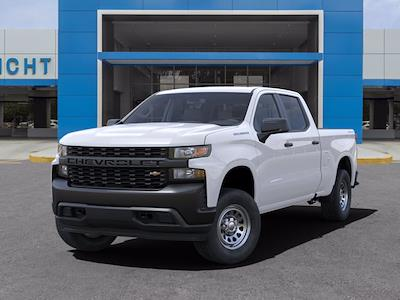 2021 Chevrolet Silverado 1500 Crew Cab 4x4, Pickup #21C561 - photo 6