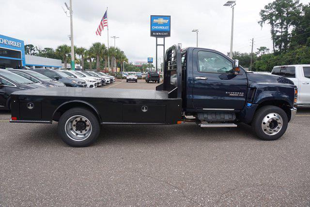 2021 Chevrolet Silverado 4500 Regular Cab DRW 4x2, CM Truck Beds SK Model Platform Body #21C578 - photo 5