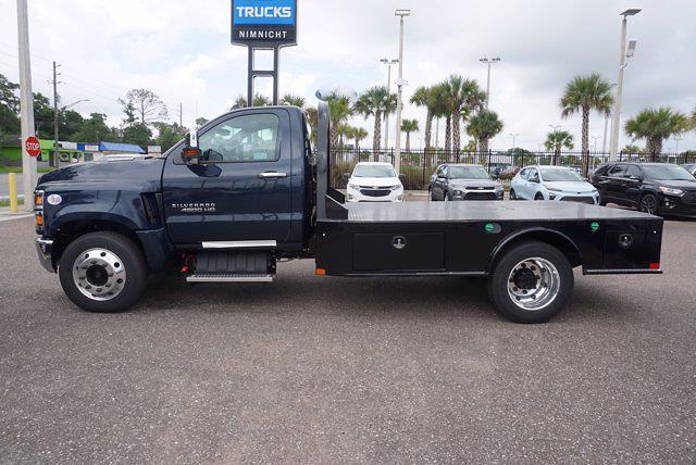 2021 Chevrolet Silverado 4500 Regular Cab DRW 4x2, CM Truck Beds SK Model Platform Body #21C578 - photo 8