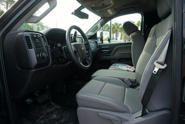 2021 Silverado 4500 Regular Cab DRW 4x2,  CM Truck Beds Platform Body #21C579 - photo 10
