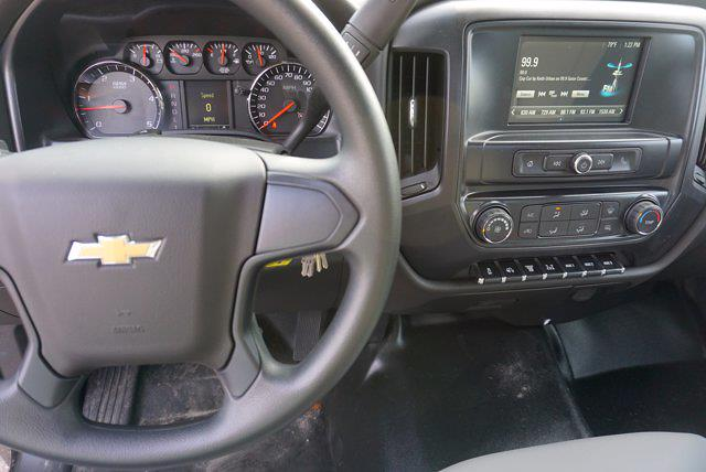 2021 Silverado 4500 Regular Cab DRW 4x2,  CM Truck Beds Platform Body #21C579 - photo 11
