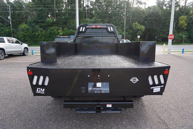 2021 Silverado 4500 Regular Cab DRW 4x2,  CM Truck Beds Platform Body #21C579 - photo 6