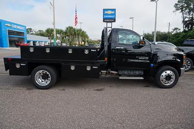 2021 Silverado 4500 Regular Cab DRW 4x2,  CM Truck Beds Platform Body #21C579 - photo 5
