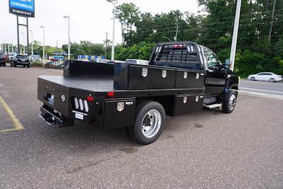 2021 Silverado 4500 Regular Cab DRW 4x2,  CM Truck Beds Platform Body #21C579 - photo 2