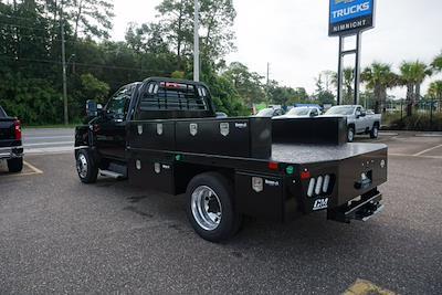 2021 Silverado 4500 Regular Cab DRW 4x2,  CM Truck Beds Platform Body #21C579 - photo 7