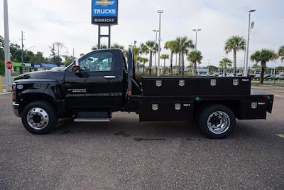 2021 Silverado 4500 Regular Cab DRW 4x2,  CM Truck Beds Platform Body #21C579 - photo 8