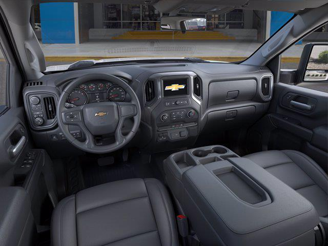2021 Chevrolet Silverado 2500 Crew Cab 4x4, Pickup #21C581 - photo 12