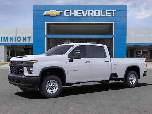 2021 Chevrolet Silverado 2500 Crew Cab 4x4, Pickup #21C581 - photo 4