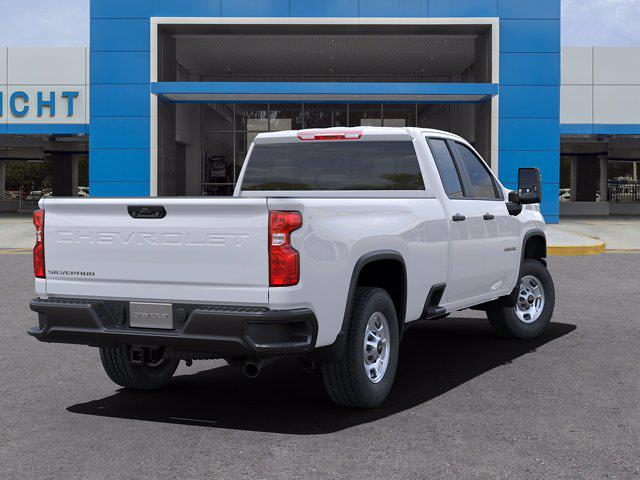 2021 Chevrolet Silverado 2500 Double Cab 4x2, Pickup #21C615 - photo 2