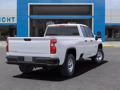 2021 Chevrolet Silverado 2500 Double Cab 4x2, Pickup #21C618 - photo 2