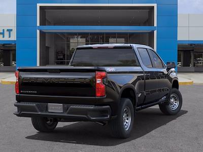 2021 Chevrolet Silverado 1500 Crew Cab 4x4, Pickup #21C658 - photo 4