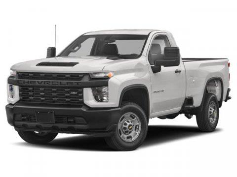 2021 Chevrolet Silverado 2500 Regular Cab 4x4, Pickup #21C740 - photo 1
