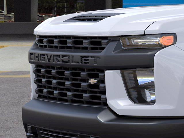2021 Chevrolet Silverado 2500 Regular Cab 4x4, Pickup #21C740 - photo 11