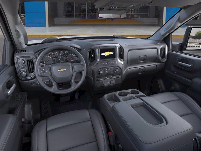 2021 Chevrolet Silverado 2500 Regular Cab 4x4, Pickup #21C740 - photo 12