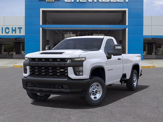 2021 Chevrolet Silverado 2500 Regular Cab 4x4, Pickup #21C740 - photo 3