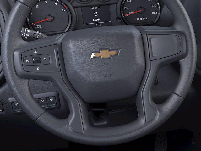 2021 Chevrolet Silverado 2500 Crew Cab 4x2, Pickup #21C749 - photo 16
