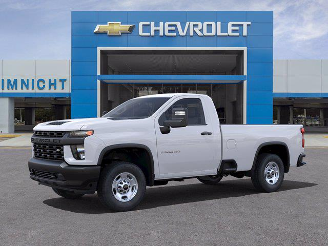2021 Chevrolet Silverado 2500 Regular Cab 4x2, Pickup #21C762 - photo 6