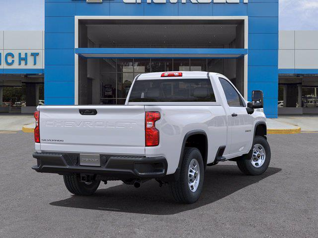 2021 Chevrolet Silverado 2500 Regular Cab 4x2, Pickup #21C762 - photo 2