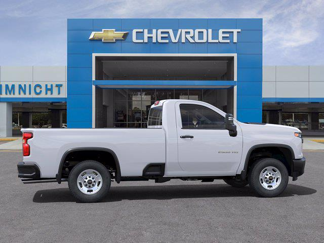 2021 Chevrolet Silverado 2500 Regular Cab 4x2, Pickup #21C762 - photo 4