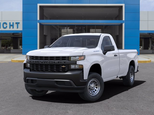 2021 Chevrolet Silverado 1500 Regular Cab 4x2, Pickup #21C79 - photo 6